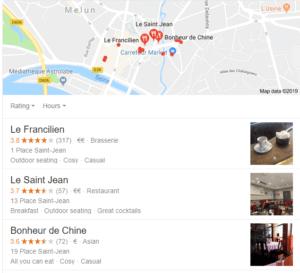 cafe place saint jean melun
