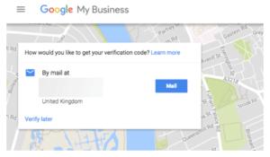 comment être référencé sur google map