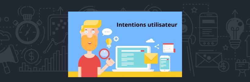 intention utilisateur