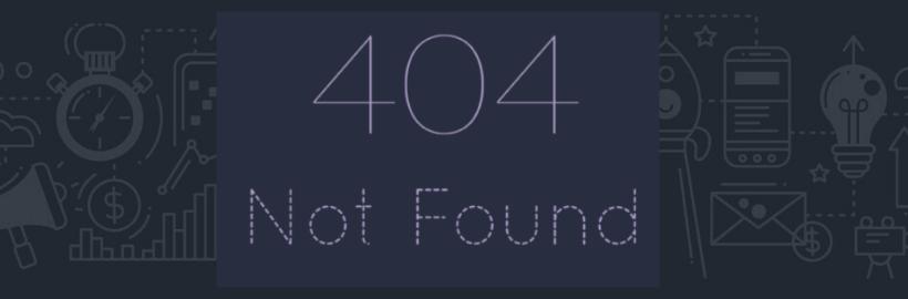 Comment Optimiser vos Pages 404 pour le SEO & UX ?