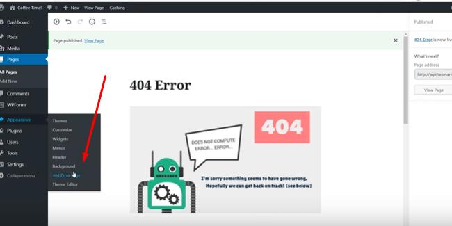 Comment améliorer l'UX des pages 404 ?