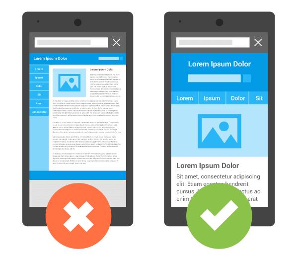 Rendez votre site web convivial pour les mobiles