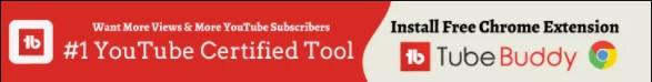trouver des mots clés de youtube