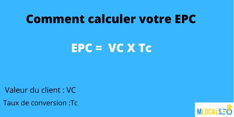 Comment calculer votre EPC