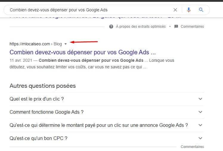 Combien devez-vous dépenser pour vos Google Ads
